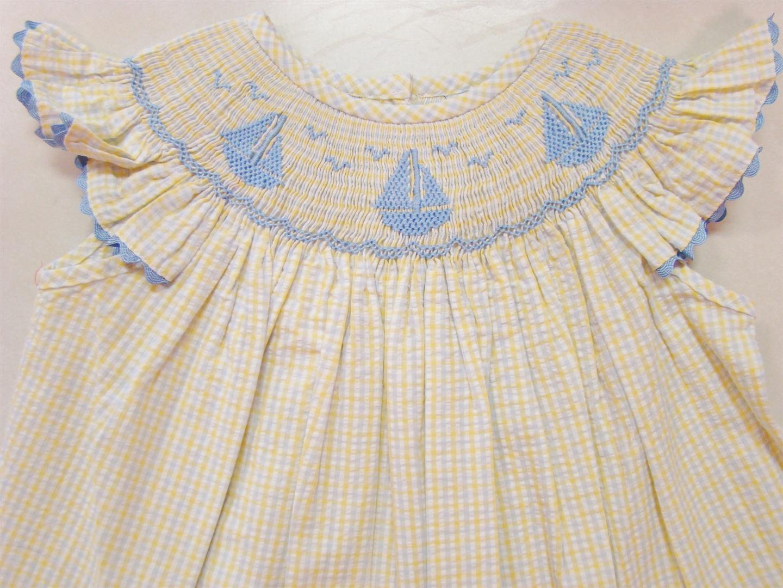 yellow dress 6x uni
